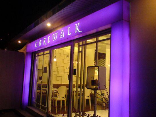 งาน part time ร้านอาหาร เค้กวอล์ค (Cakewalk)สาขาทองหล่อ31