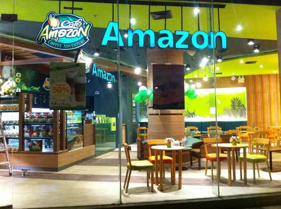 งาน Part Time ร้านกาแฟ Cafe'Amazon สาขาเซ็นทรัลรามอินทรา