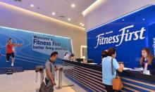 สมัครงาน fitness first