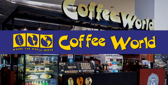 งาน Part Time Coffee World