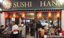 งานพิเศษ Sushi Hana