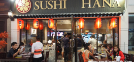 งานพิเศษ Sushi Hana เปิดรับพนักงานร้านอาหารญี่ปุ่นหลายอัตรา