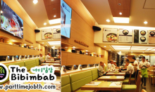 งาน part time the bibimbab