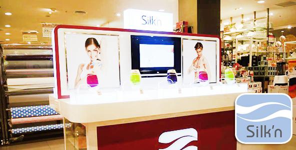 สมัครพนักงานขาย PC แบรนด์ Silk'n อุปกรณ์ดูแลผิว วันละ 800 บาท