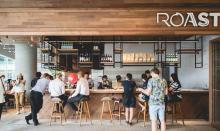 สมัครงานร้านอาหาร Roast