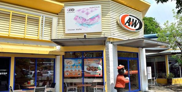 สมัครงาน A&W งานบริการร้านอาหาร-เครื่องดื่ม เปิดรับหลายอัตรา
