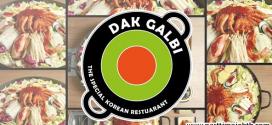 สมัครงานร้านทัคคาลบี้ งานบริการร้านอาหารเกาหลี รับหลายอัตรา