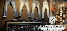 สมัครงานร้าน Selvedgework รับพนักงานขายกางเกงยีนส์ รายได้ดี