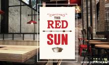 สมัครงานร้าน THE RED SUN
