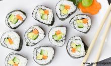 สมัครงานร้าน Kazoku Sushi