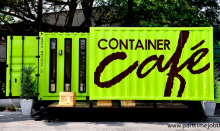 งาน Part Time Cafe' container