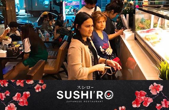 รับสมัครพนักงานร้านซูชิโระ เปิดรับหลายอัตรา รายได้ดี