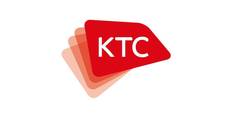 รับสมัครทีมงานด่วน บริษัทเคทีซี จำกัด (มหาชน) KTC
